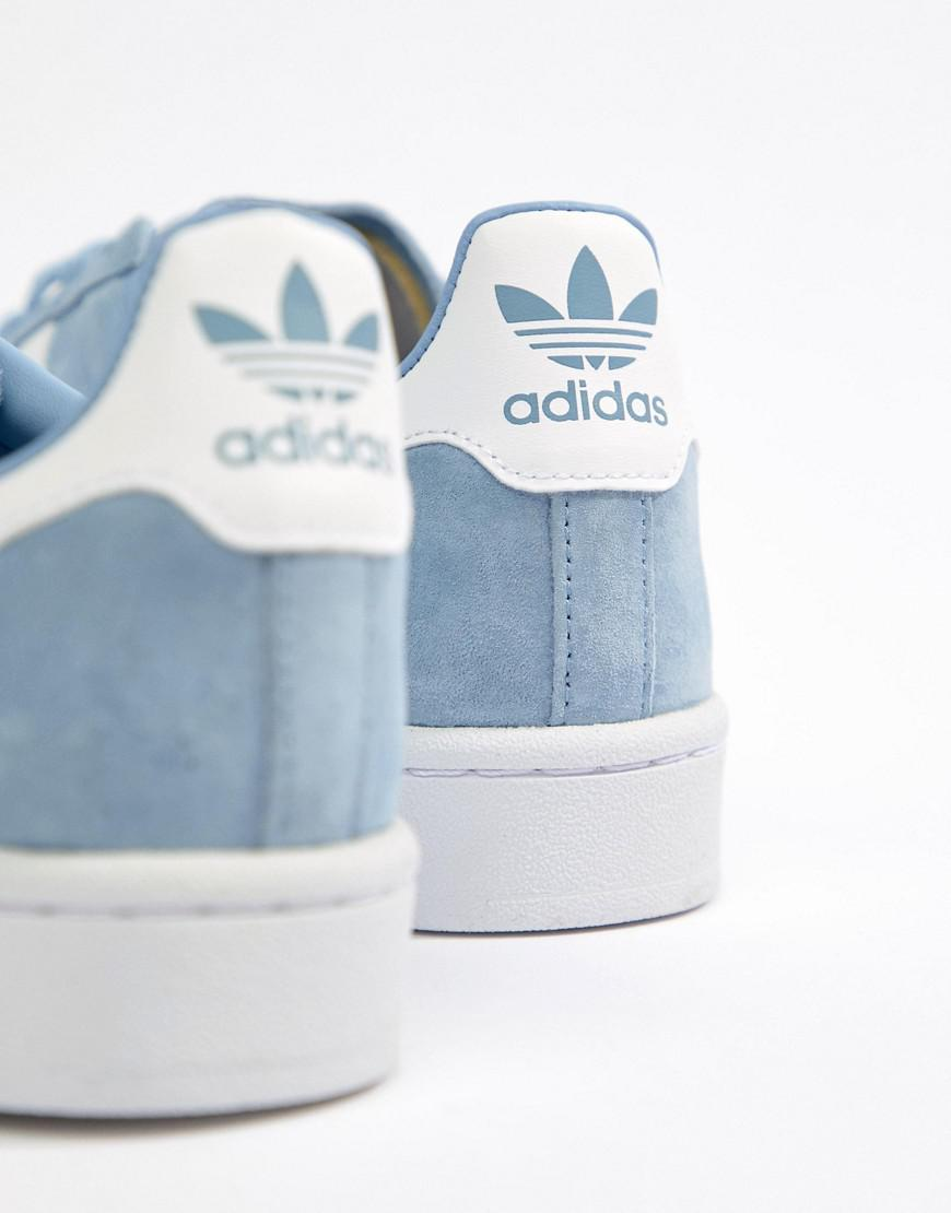 Campus Trainers In Blue DB0983 - Blue adidas Originals UcMAvBajn