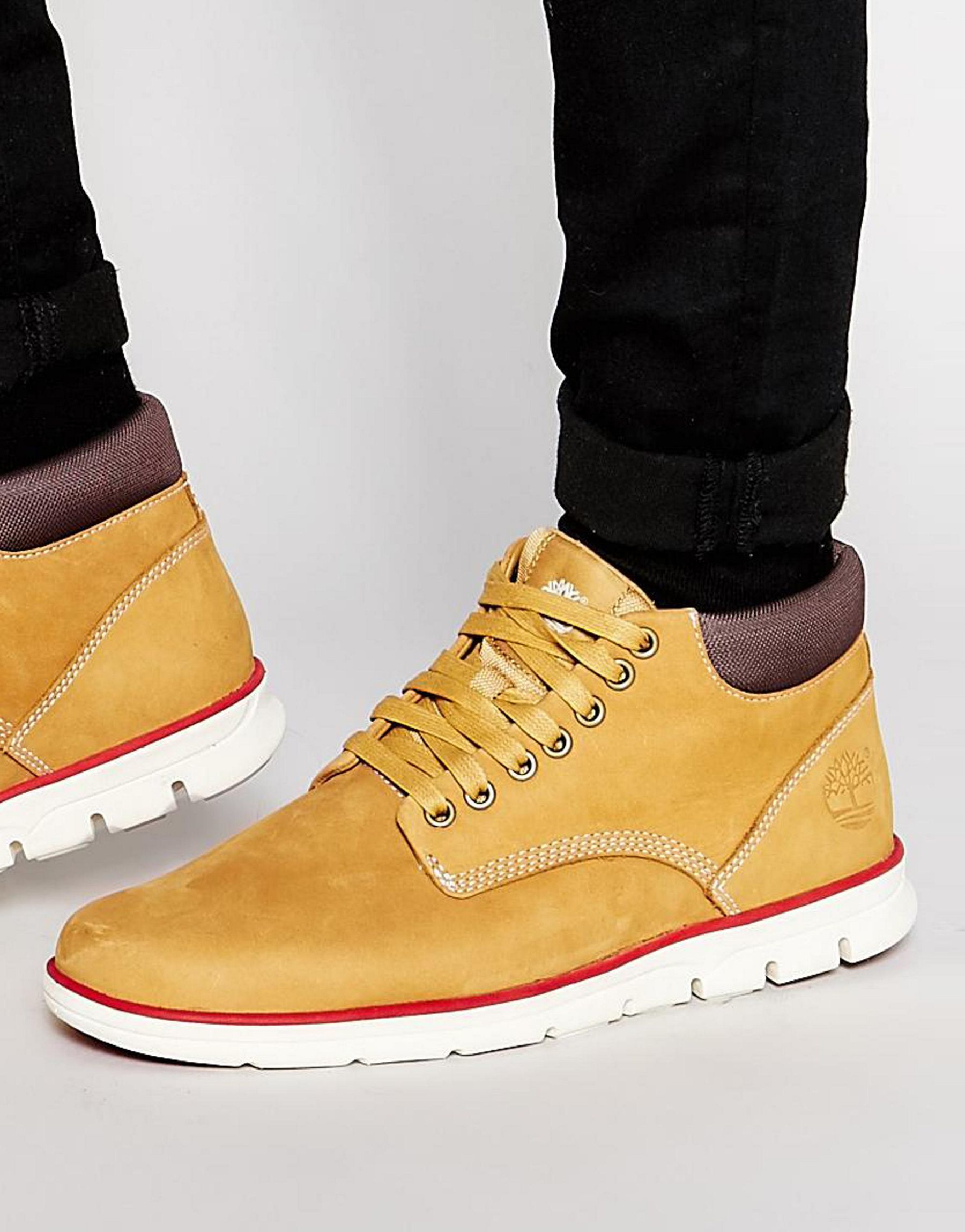 chukka leather timberland