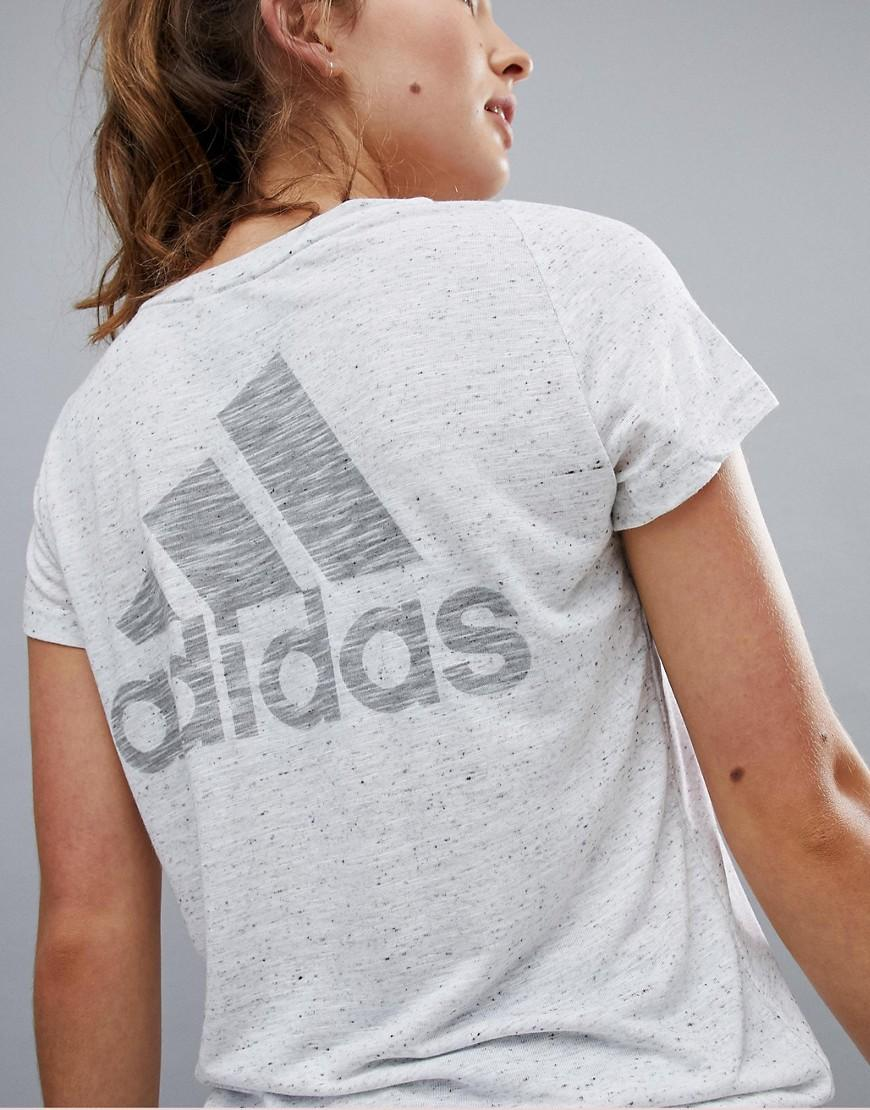 on wholesale run shoes website for discount Adidas Winners Tee In White