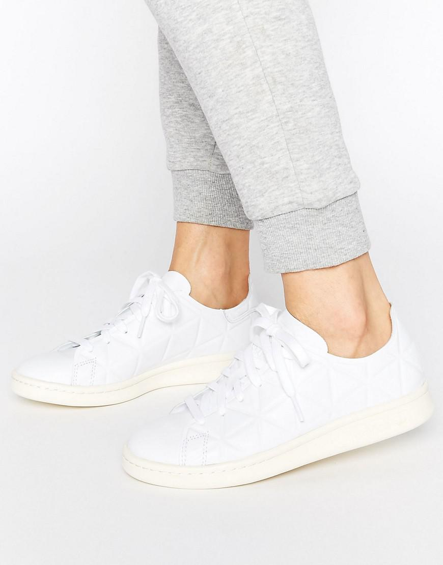 newest b60d1 0322d Gallery. Previously sold at  ASOS · Women s Adidas Stan Smith ...