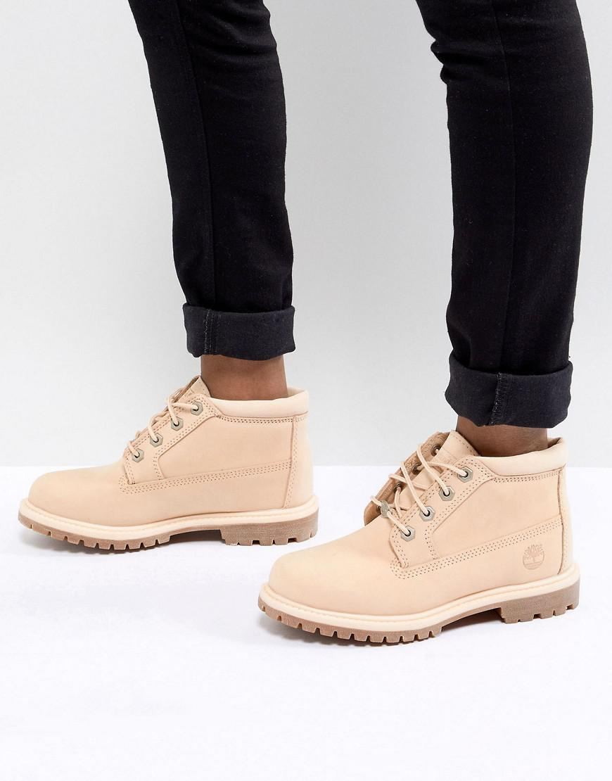 Blossom Nellie Lyst Boots Flat Brown In Timberland Apple q4OOxwBTt