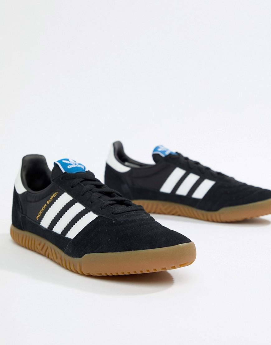 separation shoes 521bc ab598 adidas Originals. Men s Handball Top Trainers In Black B41523