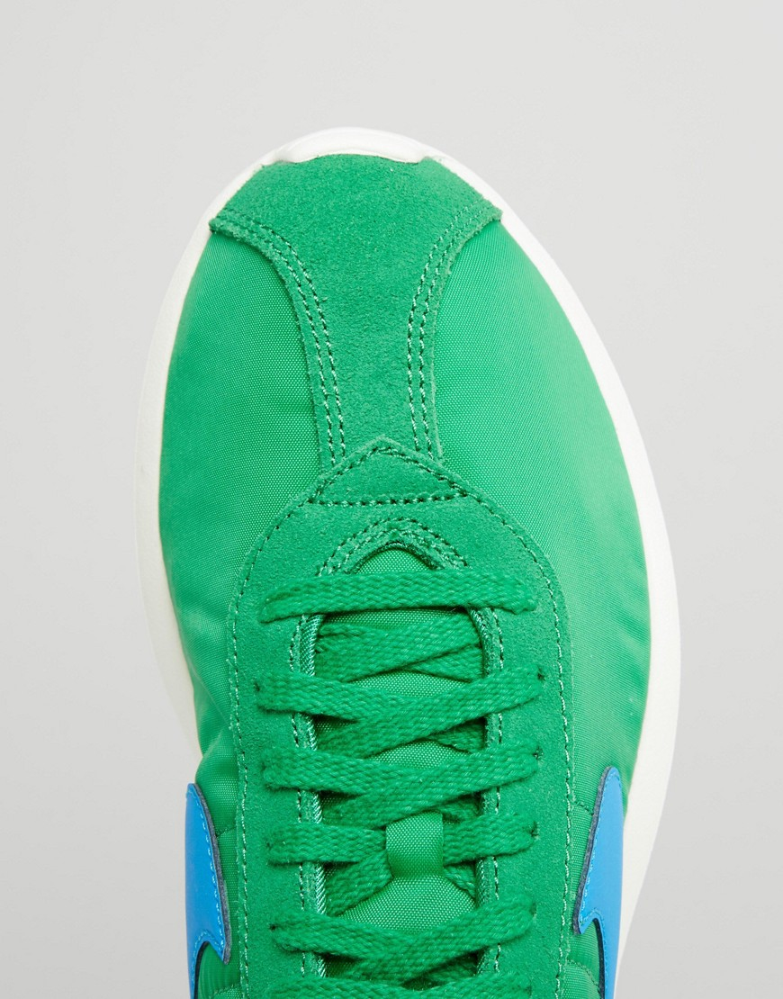 Nike Suede Roshe Ld-1000 Trainers 844266-304 - Green for Men