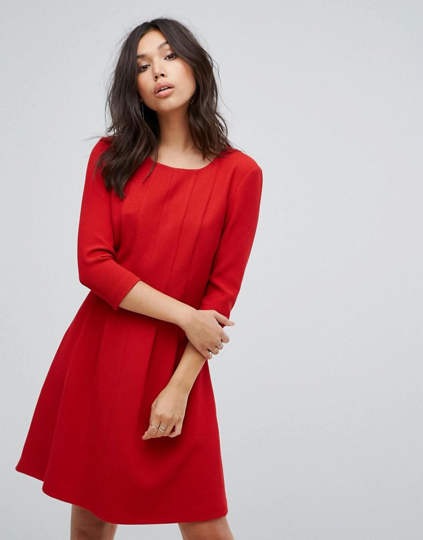 Sale Perfect The Cheapest BOSS Casual Womens Aloky Dress Boss Orange by Hugo Boss C9Xl18