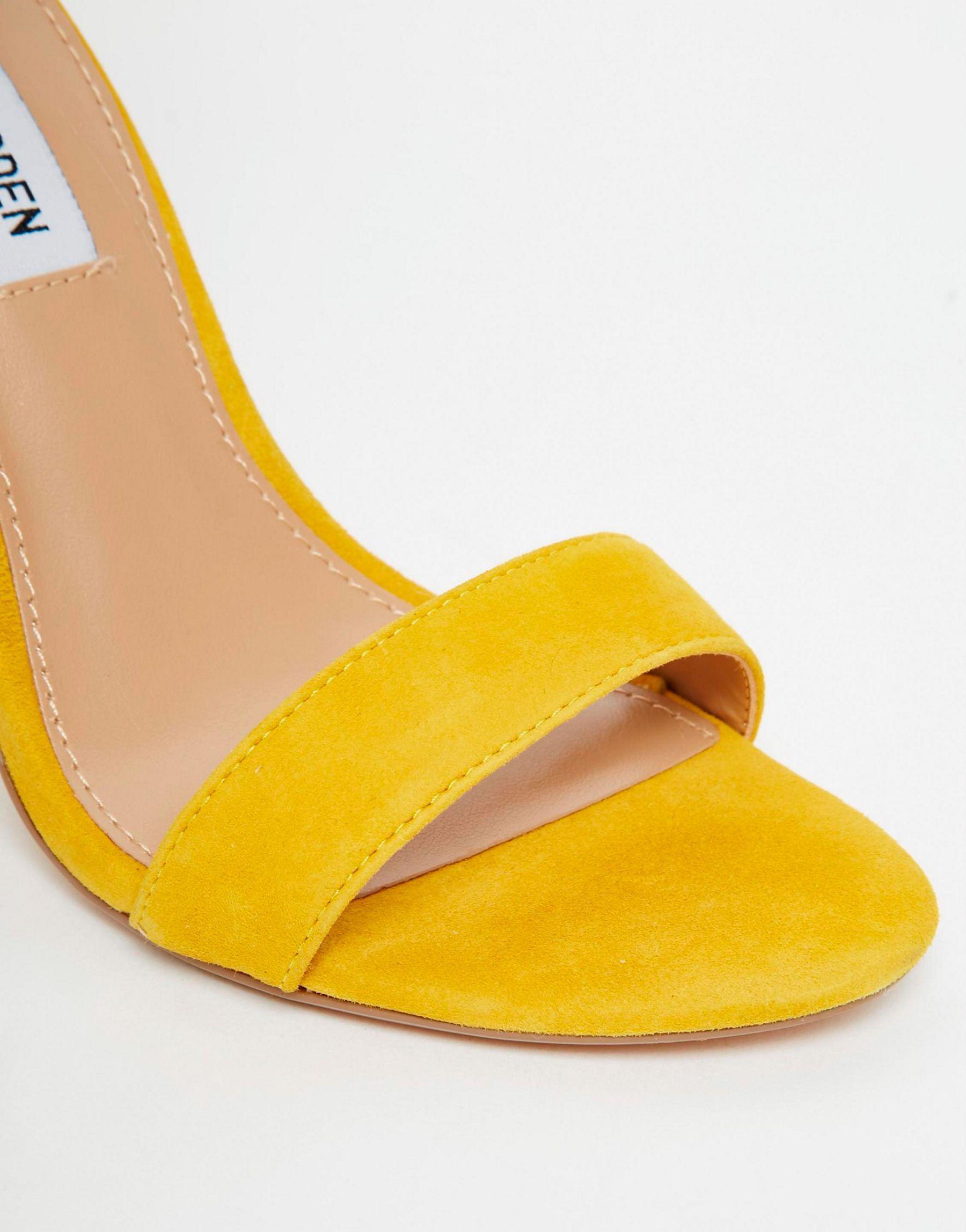 steve madden carrson yellow