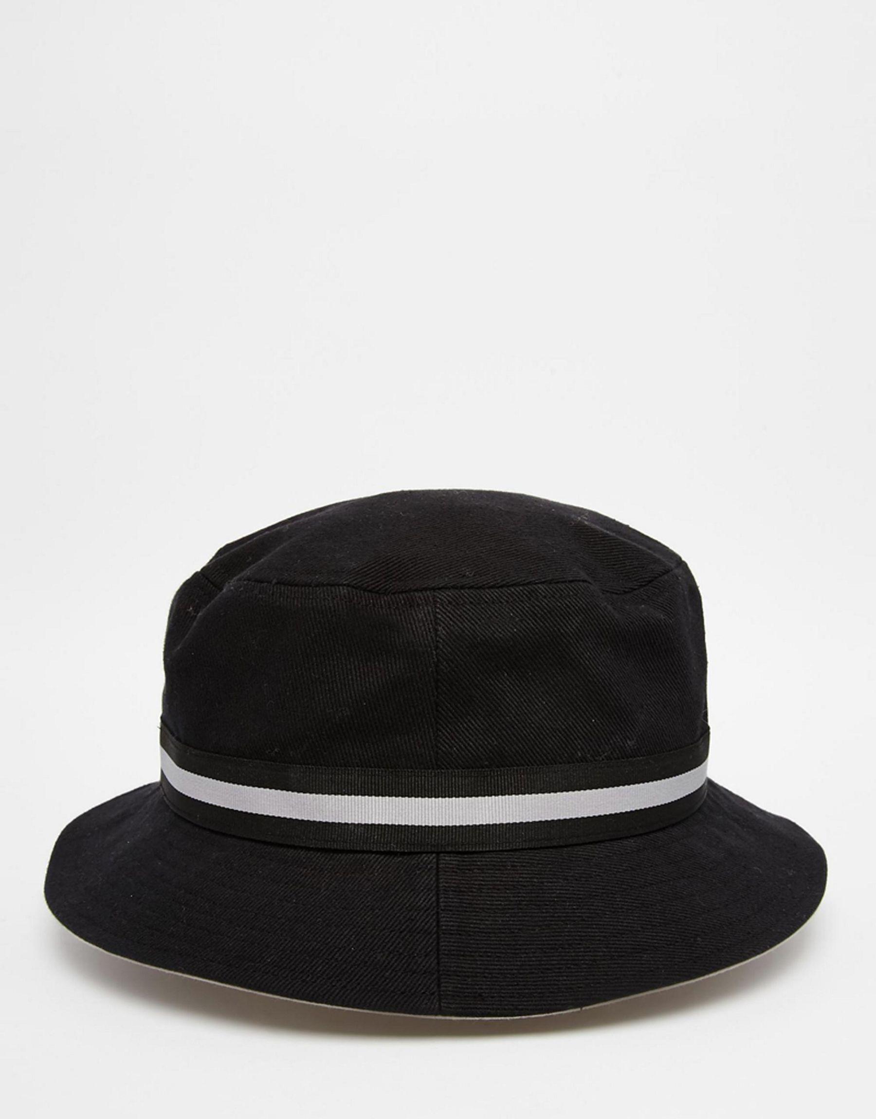 ee64c7d39ef ... get lyst kangol lahinch bucket hat in black for men ca3bf 975ab  shopping nike jordan ...