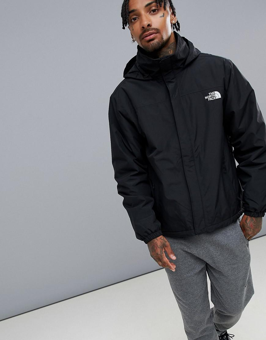 32b7873da The North Face Resolve Insulated Jacket In Black for men