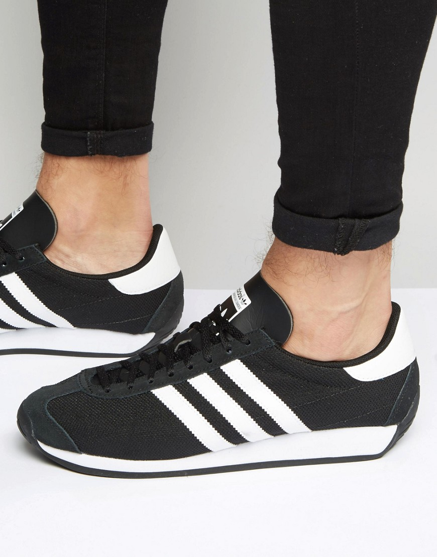 Country Og Trainers In Black S81860