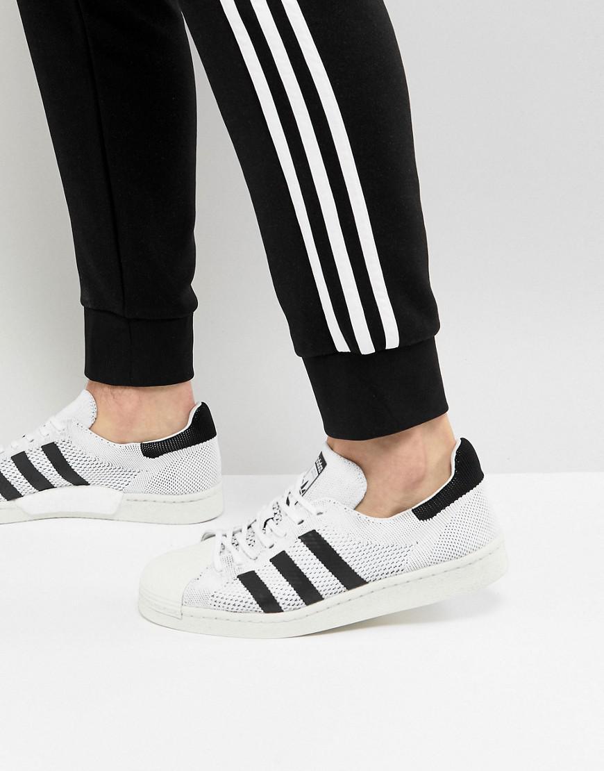 Primeknit Lyst adidas Originals Superstar Boost unisex zapatilla en
