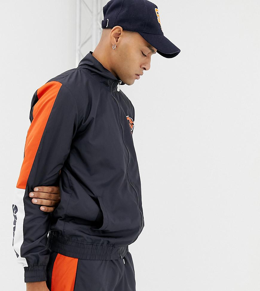87405ec250a99 Ktz Nfl Chicago Bears Track Jacket Exclusive To Asos in Blue for Men ...