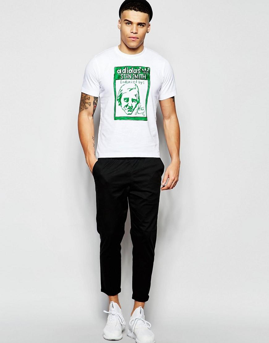 adidas Originals Cotton X Nigo T-shirt With