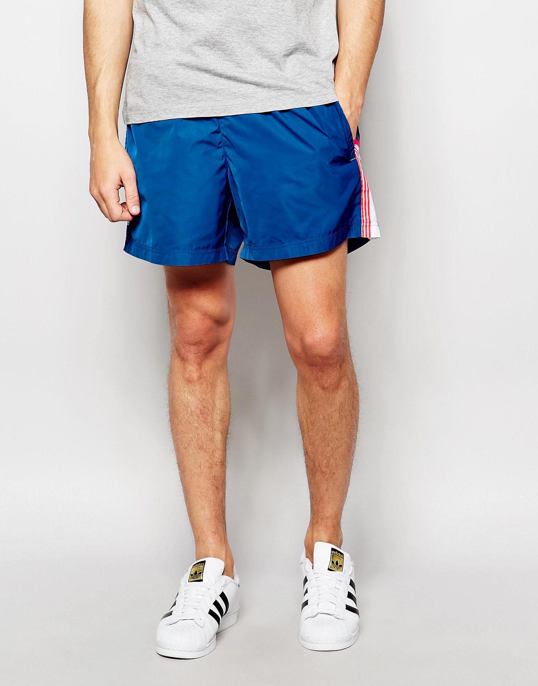 adidas classic shorts