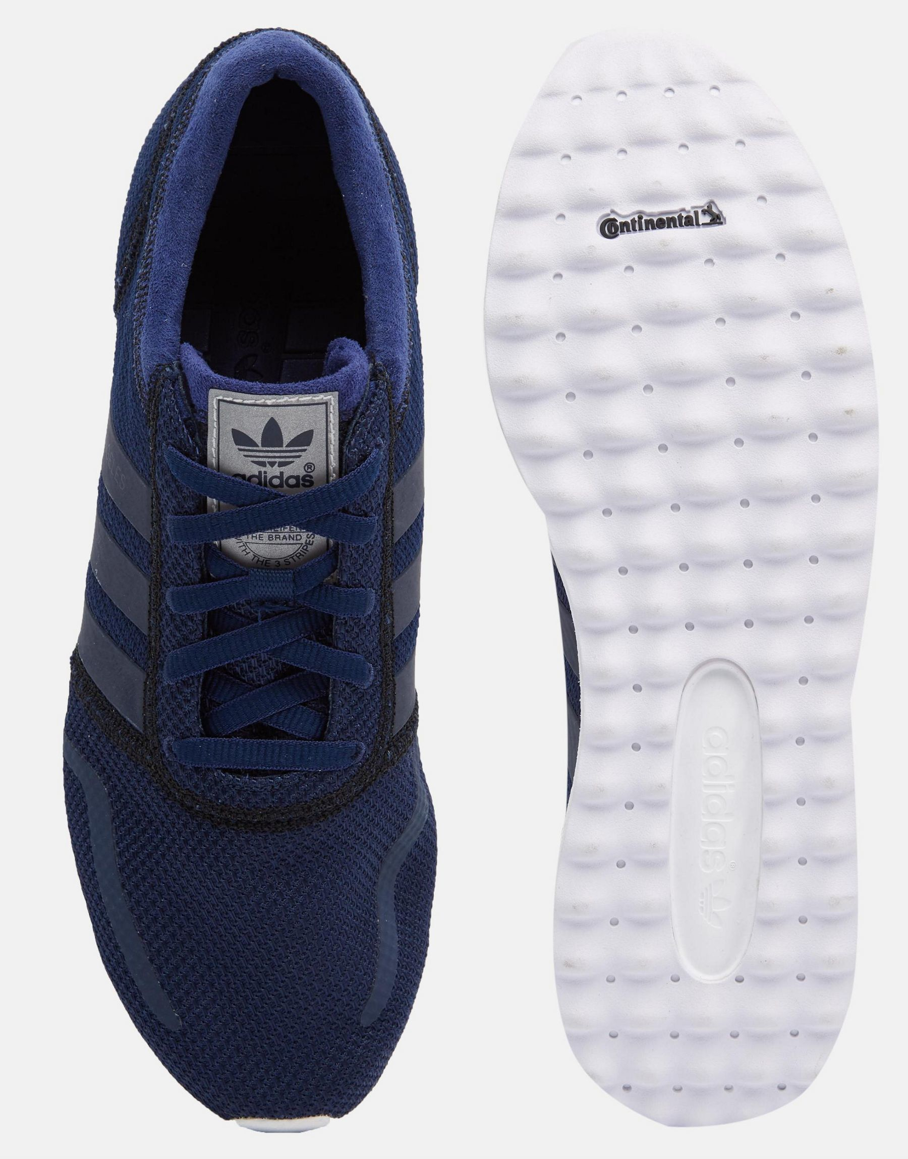 negro importante fractura  adidas Originals Los Angeles Sneakers S79020 in Blue for Men - Lyst