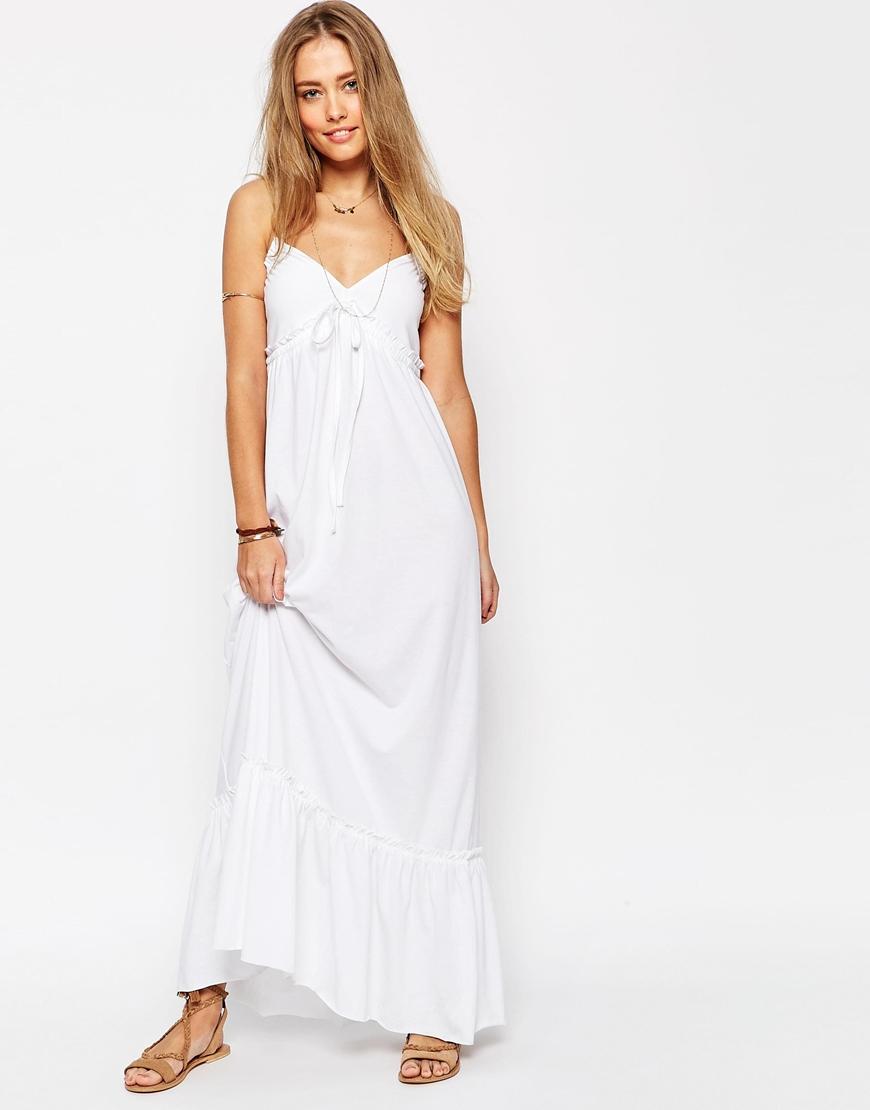 49c23655333 Beautiful White Maxi Dresses - Data Dynamic AG