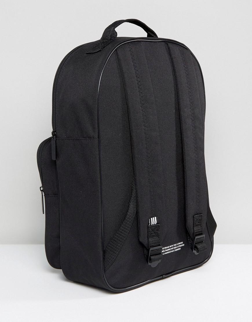 Black Adidas Backpack Jd- Fenix Toulouse Handball e929307528ec5