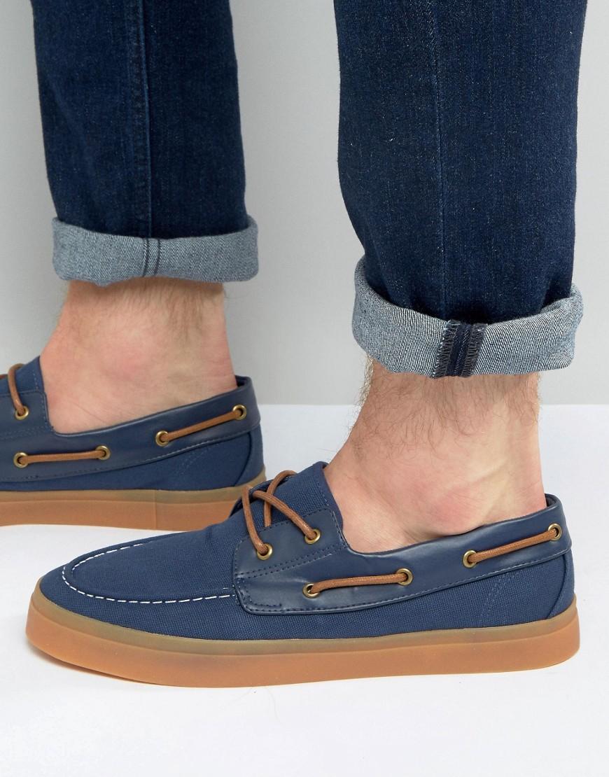 Asos Ladies Deck Shoes