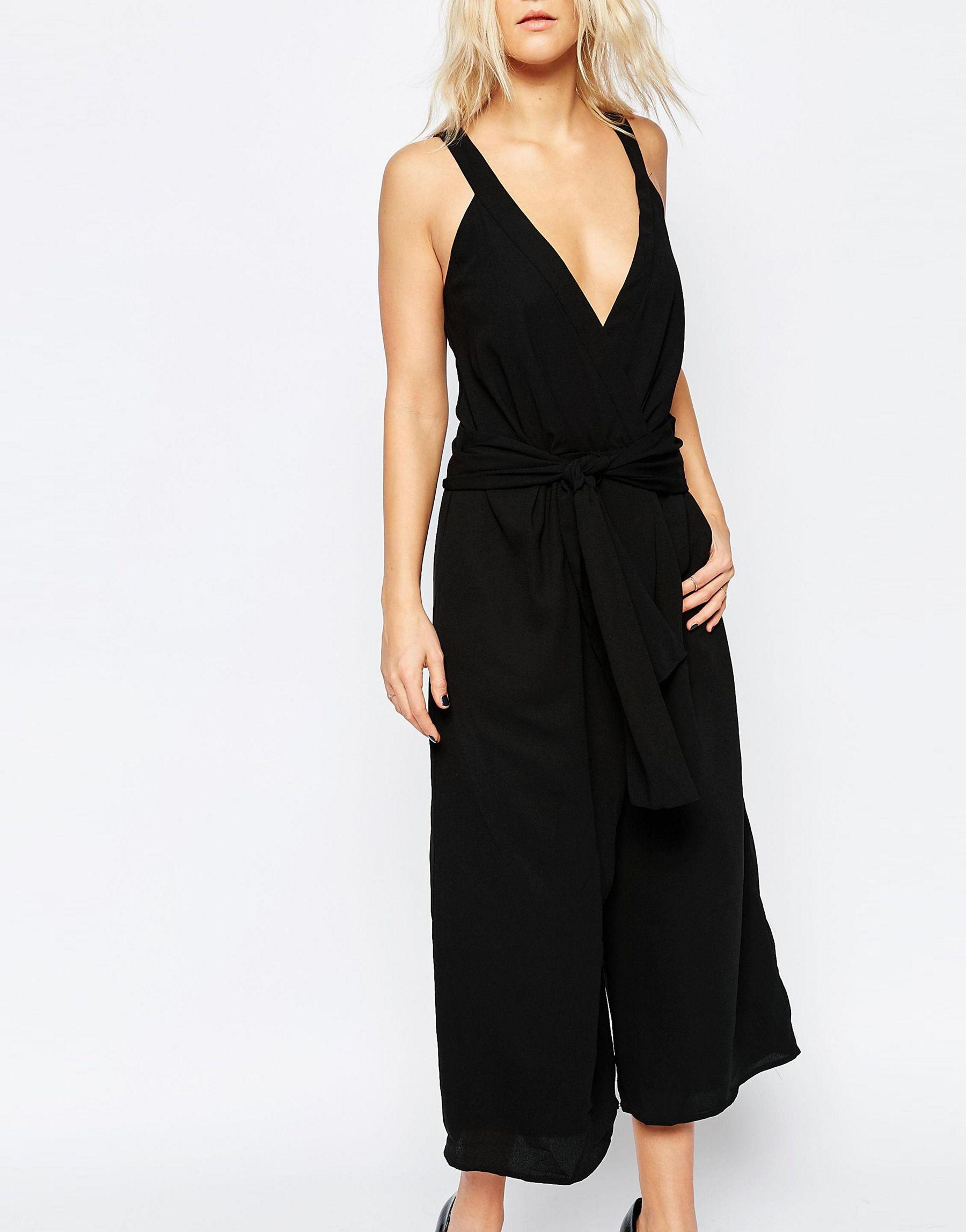 It is a picture of Impeccable The Fifth Label Moonlit Jumpsuit