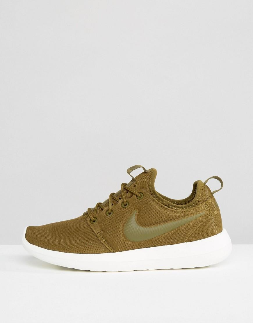 reputable site 398a8 5e0fc Gallery. Previously sold at ASOS · Mens Nike Roshe ...