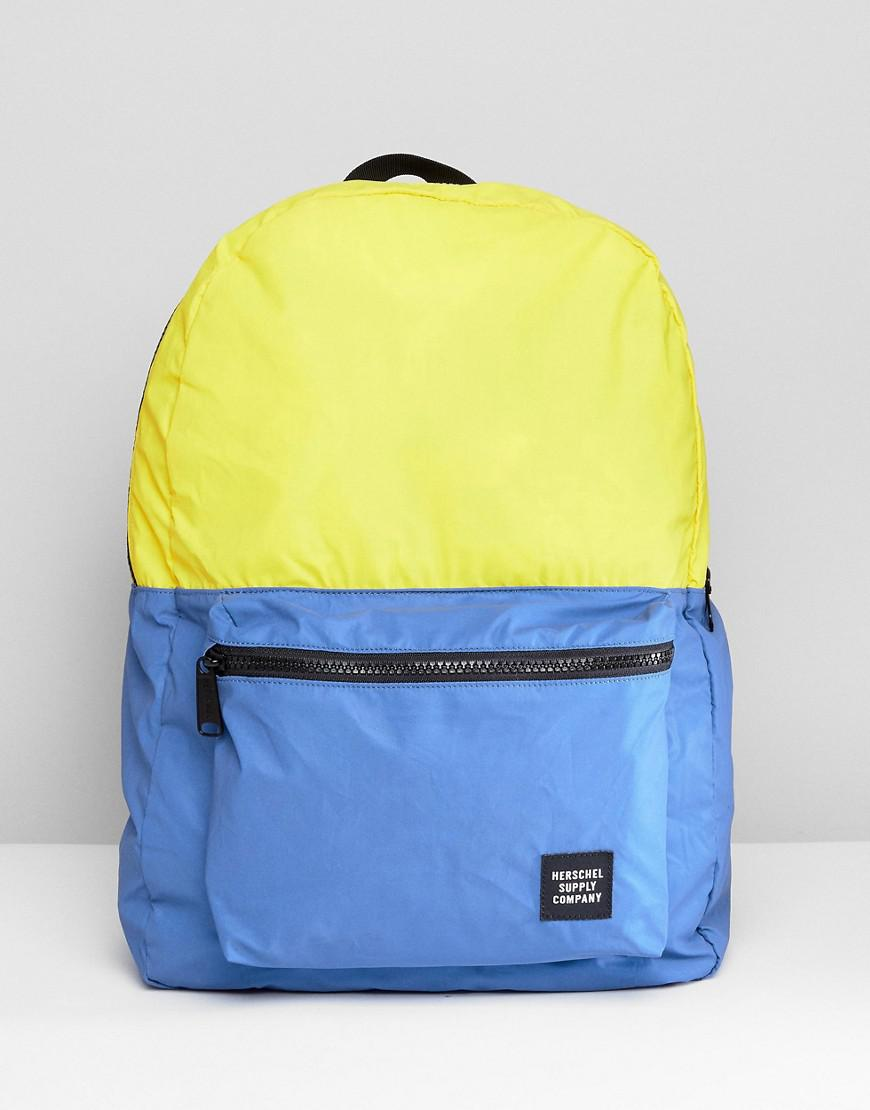 c29d17c87bc Blue And Yellow Herschel Backpack- Fenix Toulouse Handball