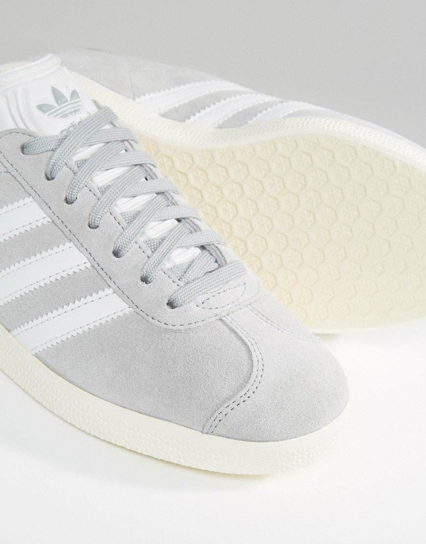 b92f664c4c36 best price home adidas originals grey suede gazelle trainers.  image.alternatetext 0548e a6146  low price gallery. womens adidas gazelle  1d02e f4a65