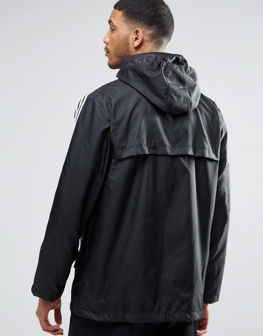 adidas originals adicolour windbreaker jacket ay7928 in. Black Bedroom Furniture Sets. Home Design Ideas