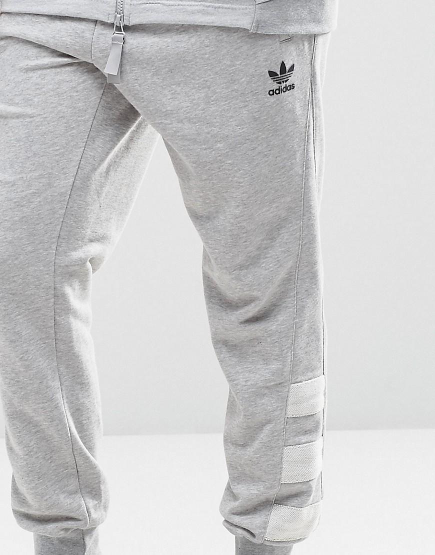 adidas originals street modern cuffed jogger