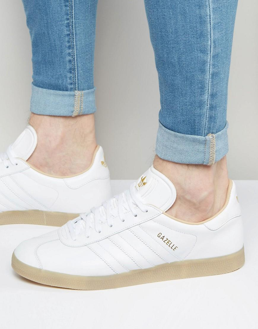 Gazelle Trainers In White Bb5503