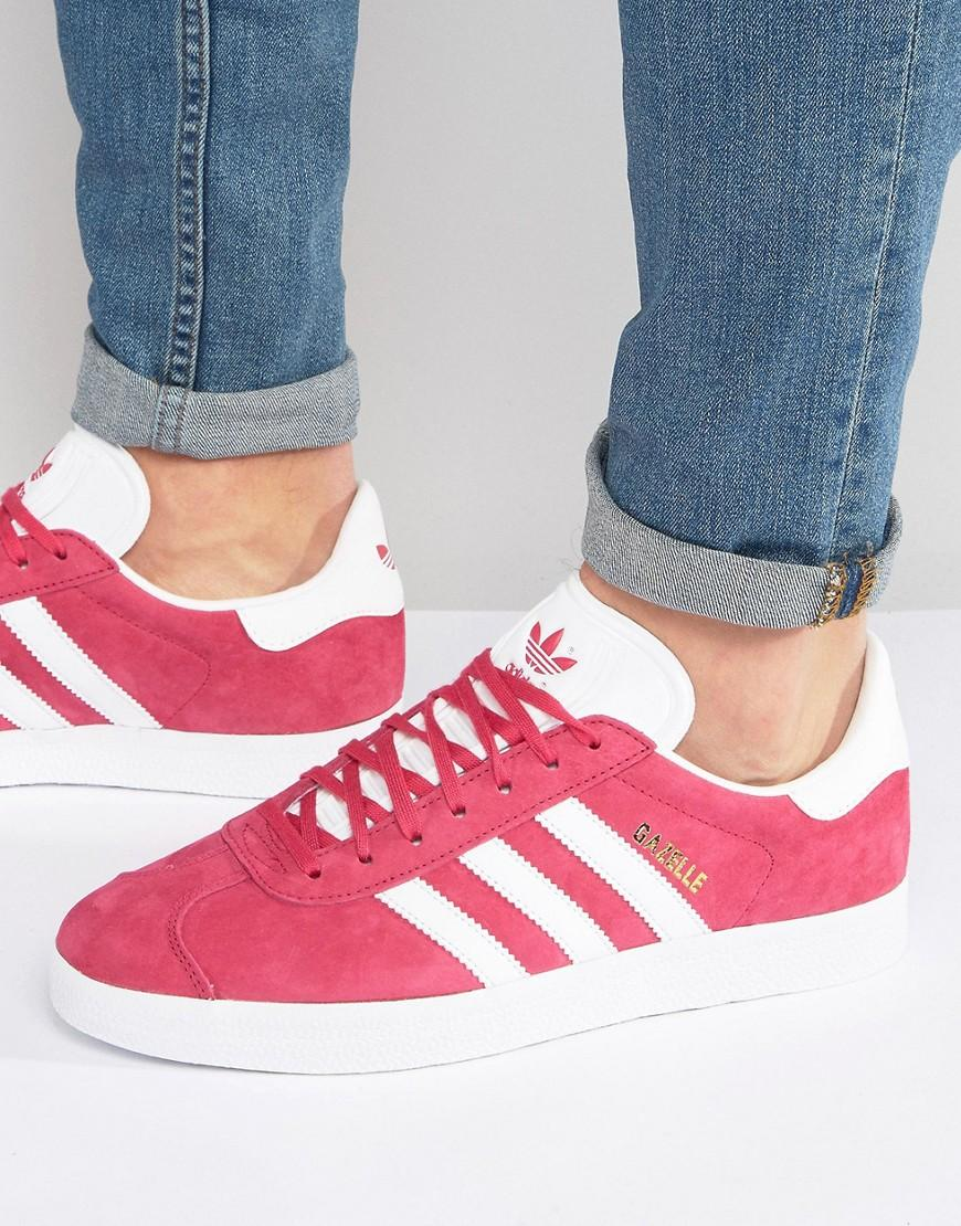 Gazelle Trainers In Pink Bb5483
