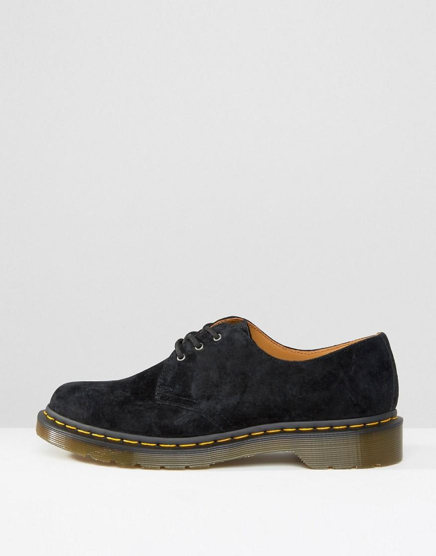 Dr Martens Bold Men Us  Black Work Shoe