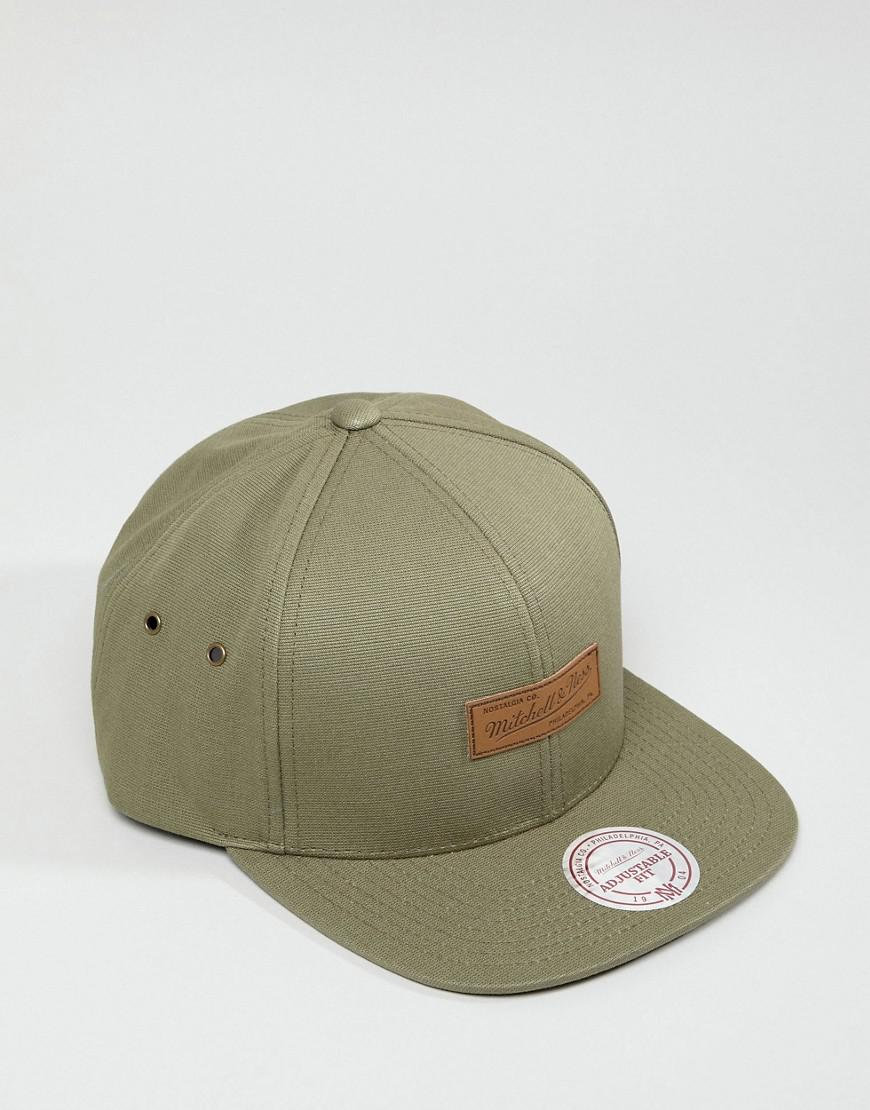 Mitchell   Ness Force Adjustable Cap Exclusive To Asos in Black for Men -  Lyst 9717d947a7fb