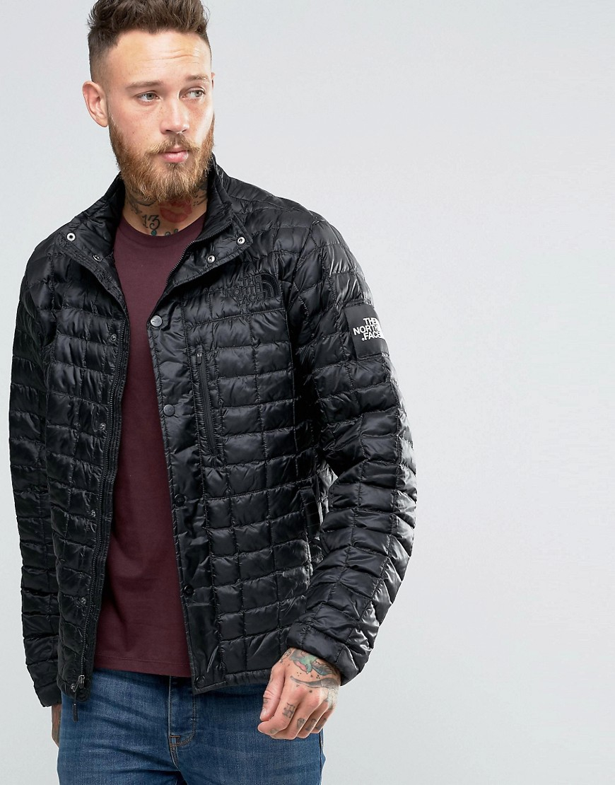 5657fa4dc The North Face Denali Thermoball Jacket In Black for men