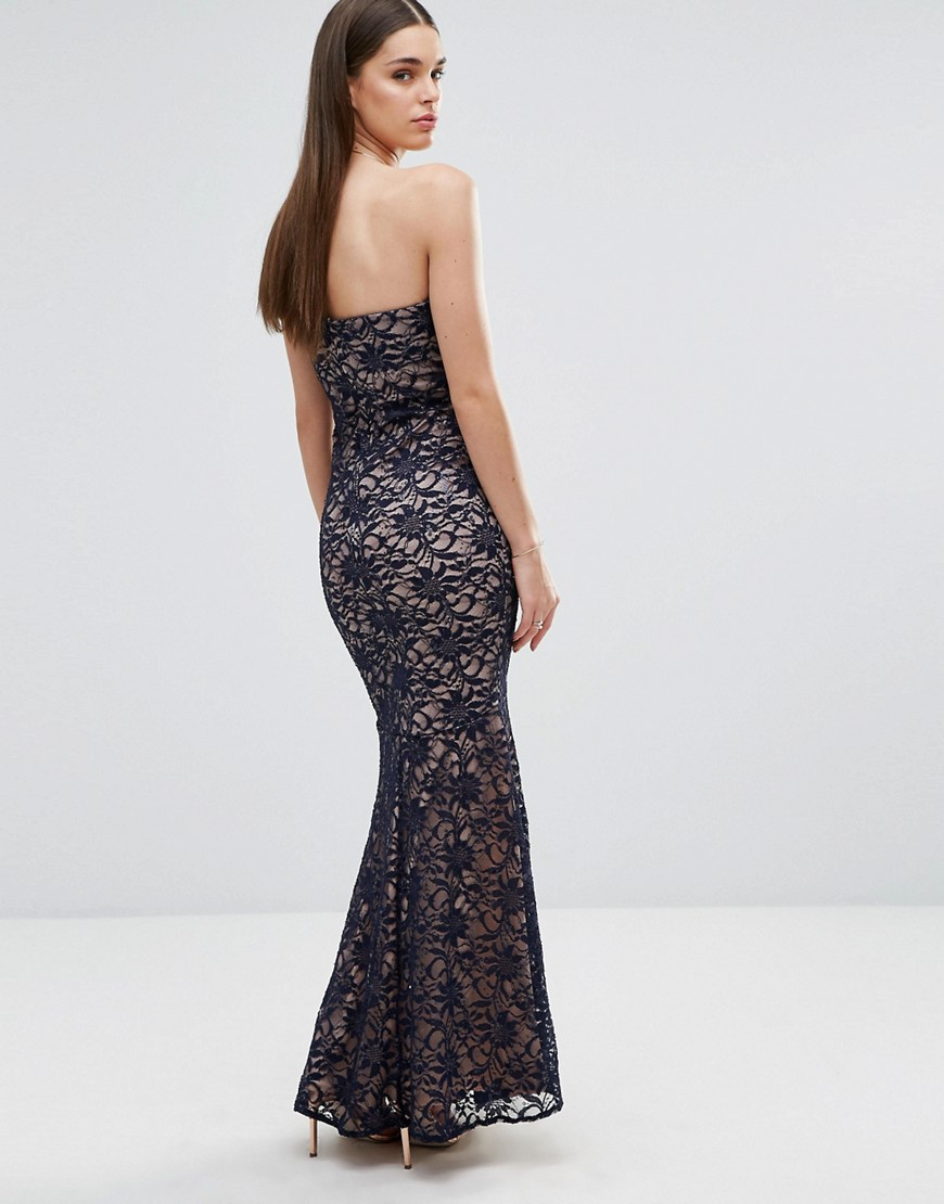 Loft Lace Tee Dress