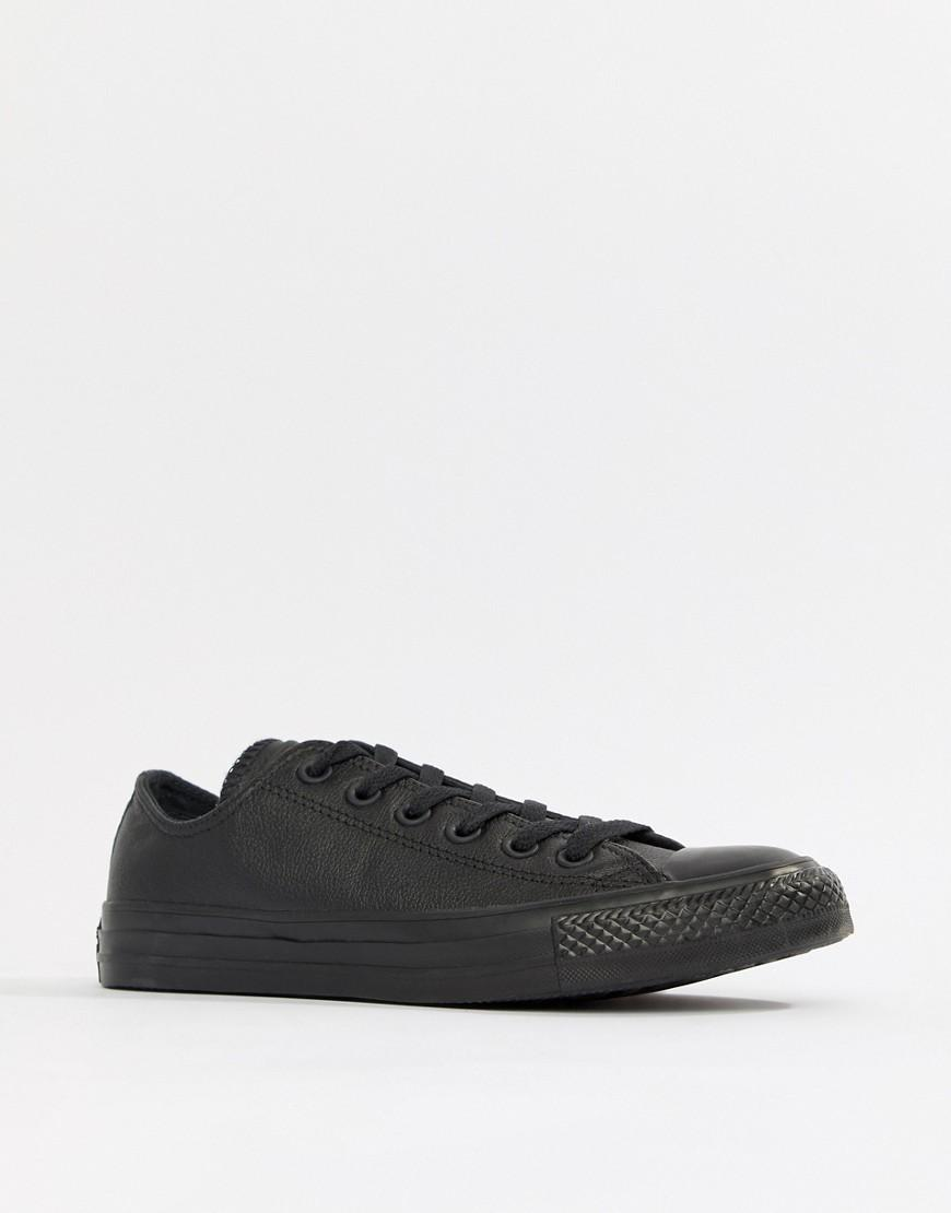 Converse Leather Chuck Taylor Ox