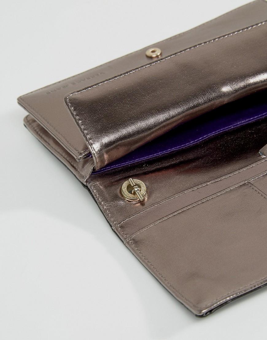 Versace Denim Jeans Croc Mini Cross Body Bag - Black E899