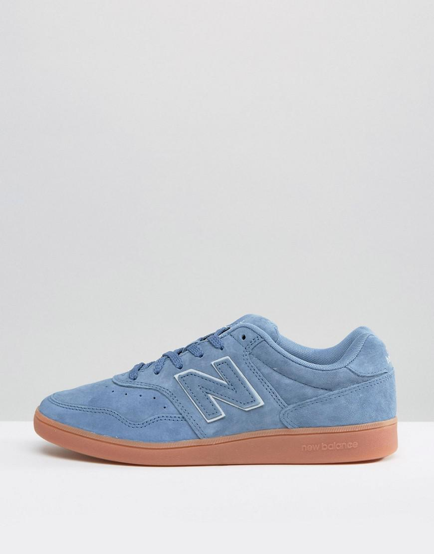 new balance suede soccer trainers