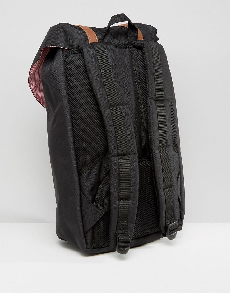 Herschel Supply Co. 25l Little America Backpack in Black for Men - Lyst 336c223519