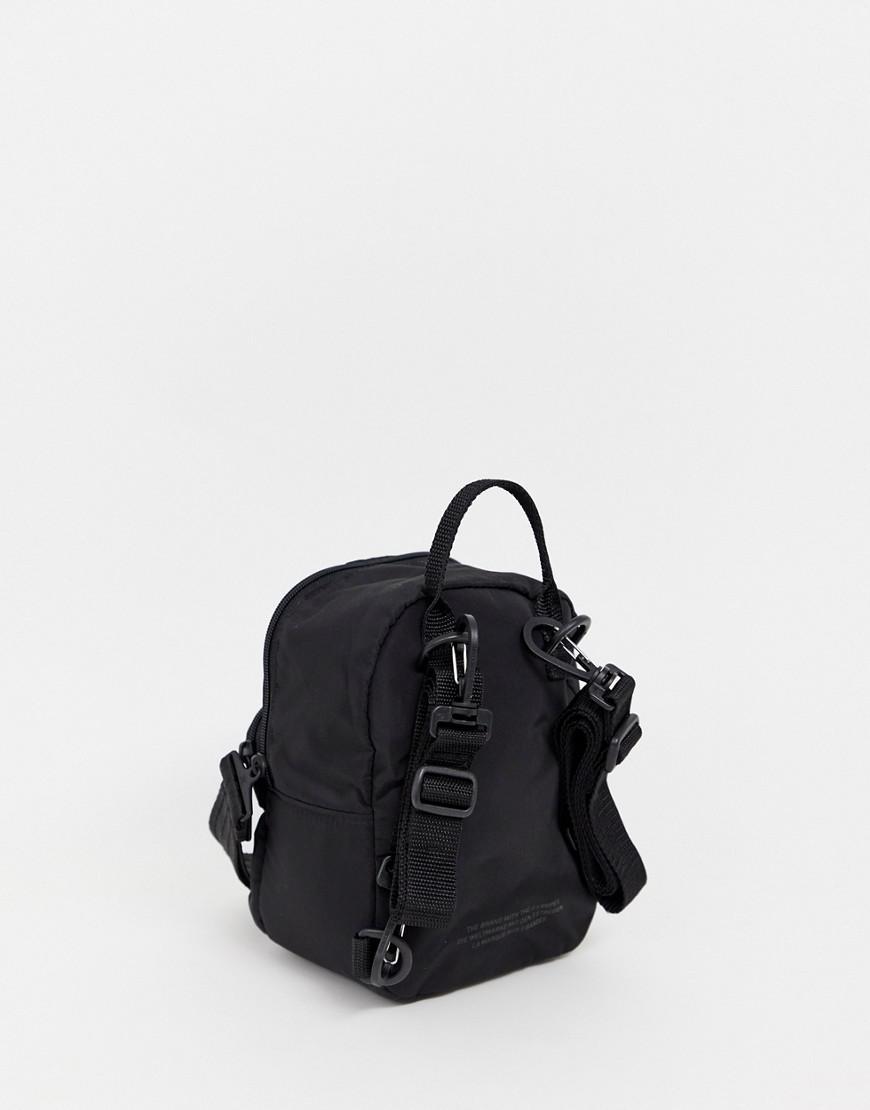 Lyst - adidas Originals Mini Backpack In All Black in Black 9727968be6e0b