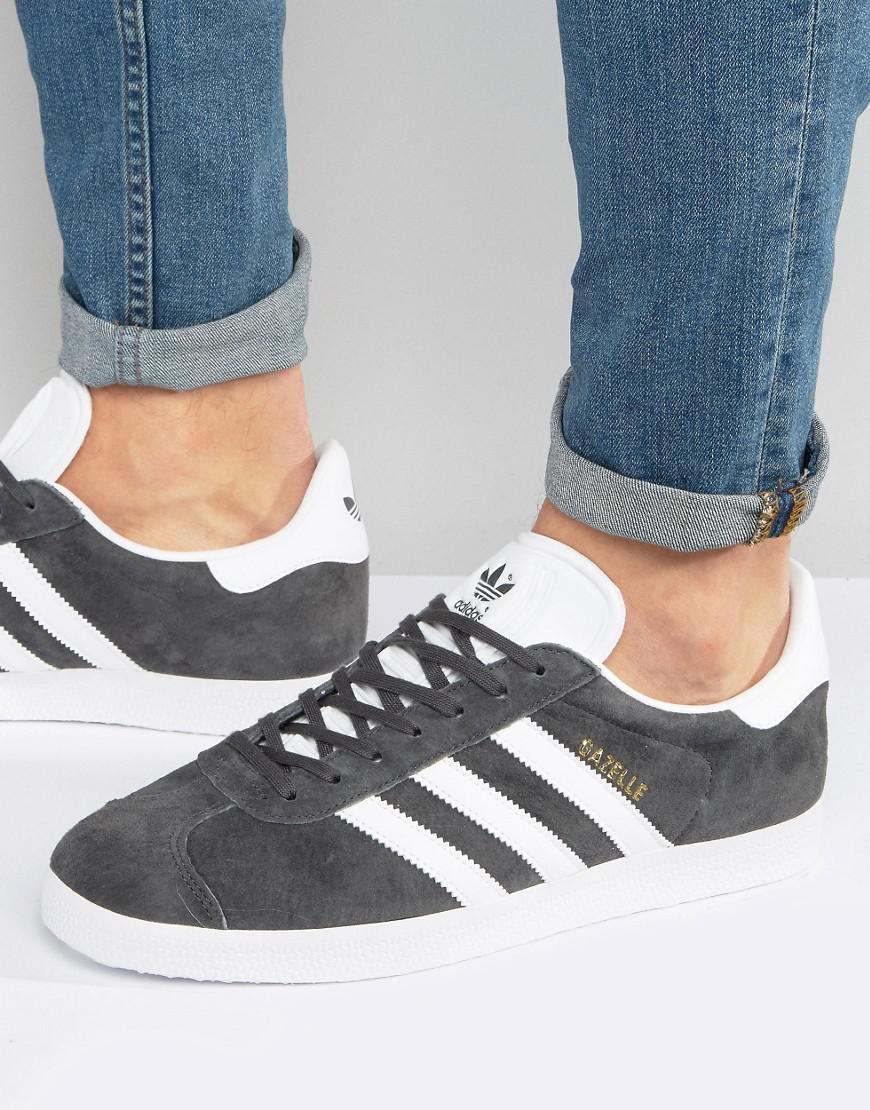 Gazelle Sneakers In Gray Bb5480