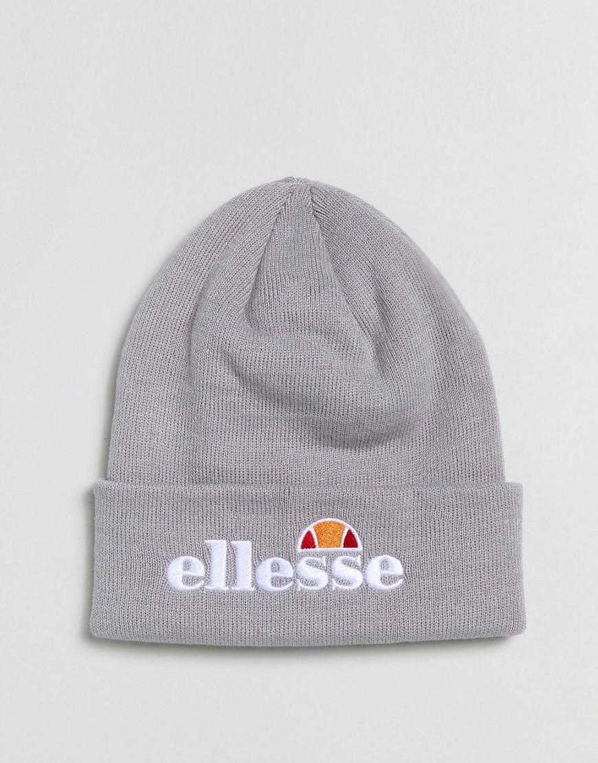7271031699d Lyst - Ellesse Beanie With Logo In Grey in Gray for Men