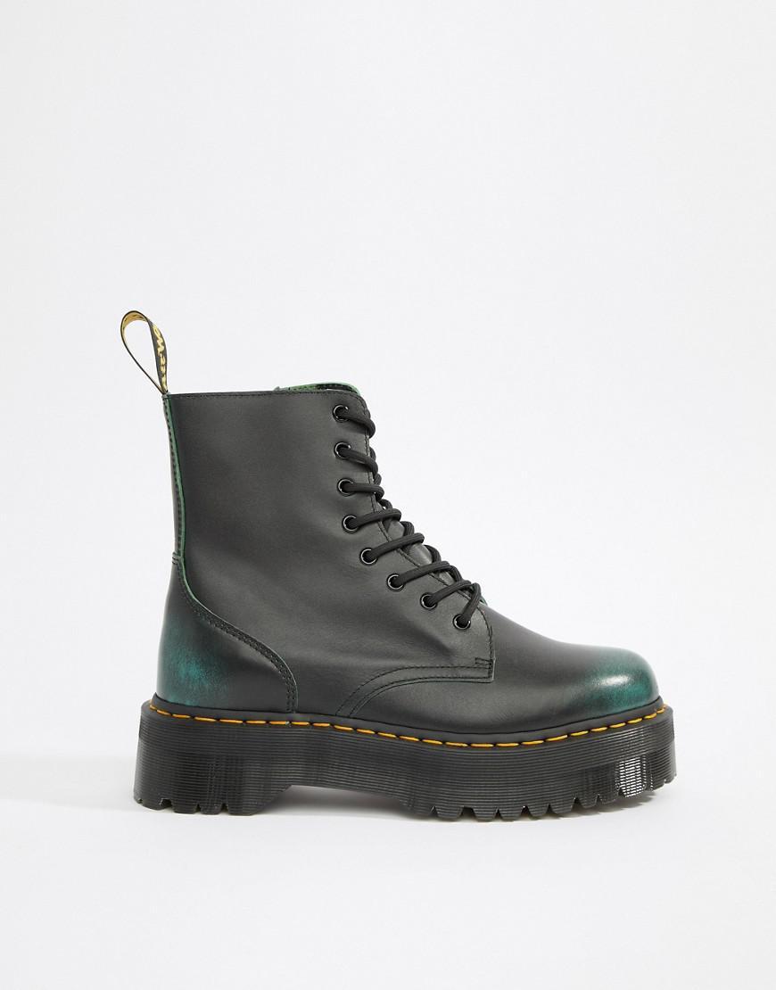 Dr. Martens Jadon 8-eye Platform Boots