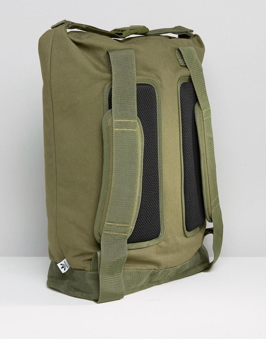 Lyst - adidas Originals Backpack In Green Ay7774 in Green for Men 632a98562042b