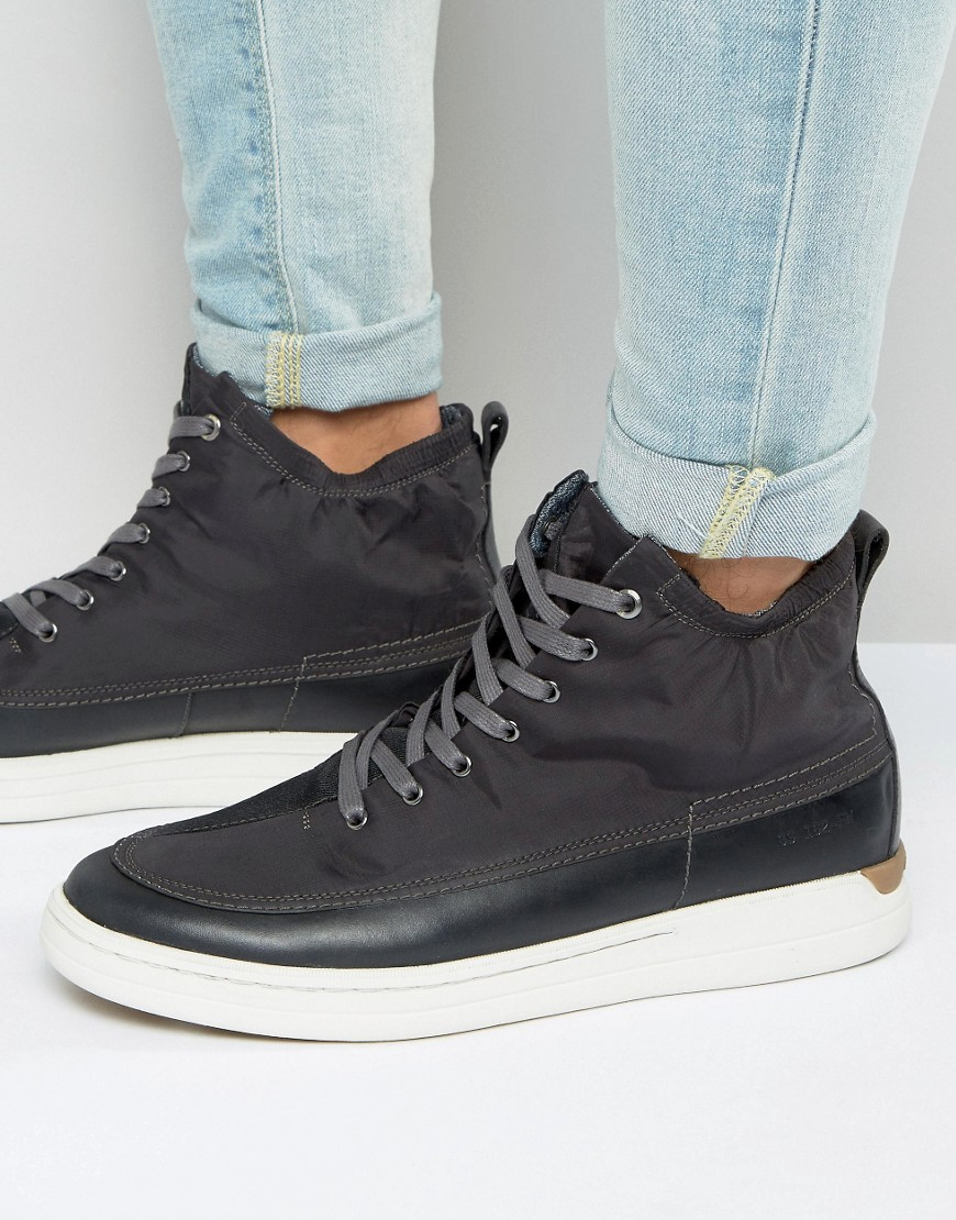 g star raw arc sneakers in black for men lyst. Black Bedroom Furniture Sets. Home Design Ideas
