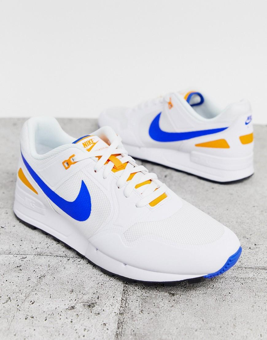 9177f343c6e4 Nike Air Pegasus  89 Sneakers In White in White for Men - Lyst