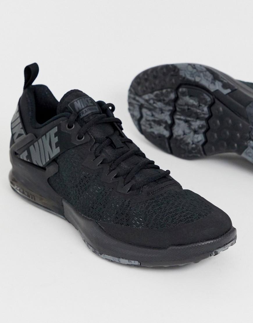 Zoom Domination 2 - Baskets - Noir Caoutchouc Nike pour homme en coloris Noir PMZM