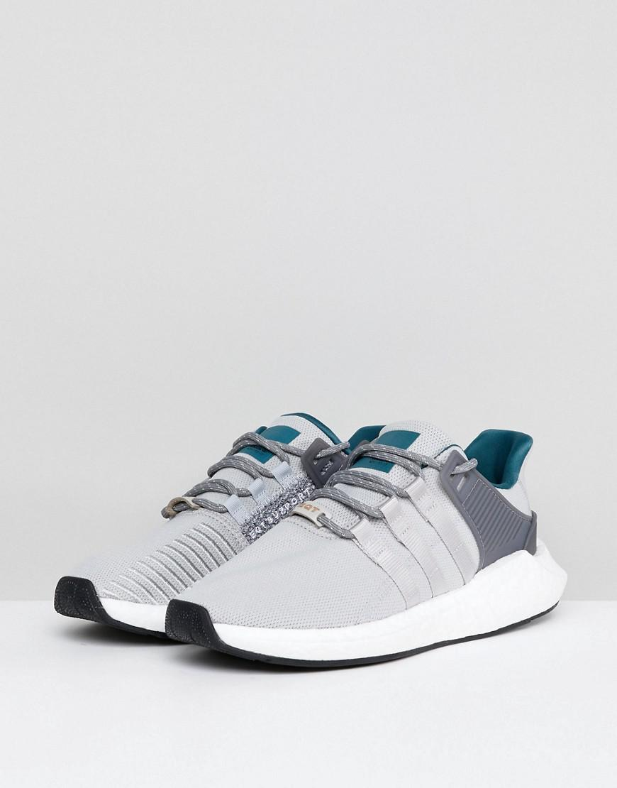 pretty nice b4783 c02bd adidas Originals Eqt Support 9317 Trainers In Grey Cq2395 in Gray for Men  - Lyst