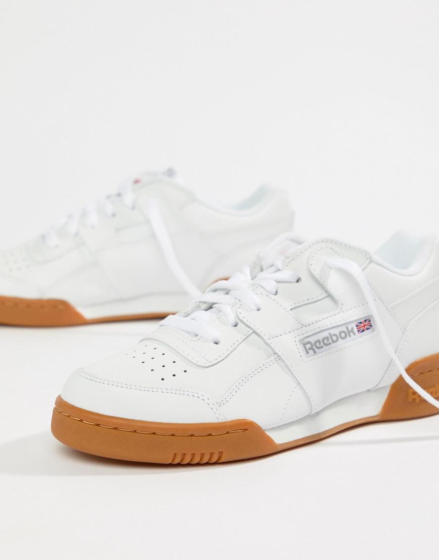 reebok classic gum sole high top - 50