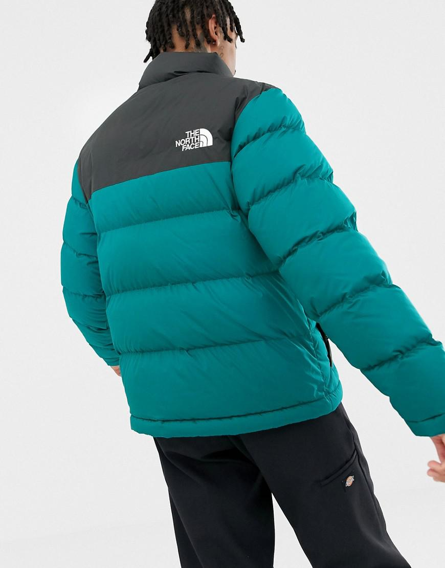 tolle Preise beste Auswahl an begrenzter Verkauf The North Face Synthetic 1992 Nuptse Jacket In Everglade ...