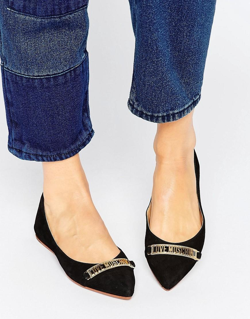 Pointed Ballet Flats