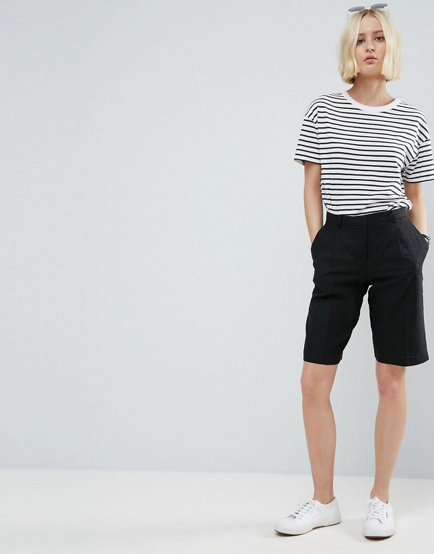 Discover women's shorts with ASOS. Shop for jersey shorts, denim shorts, leather shorts & other women's short styles. ASOS DESIGN denim Aldenham short with raw hem in washed black with rips. £ Noisy May Roll Hem Denim Short. £ ASOS DESIGN paperbag waist shorts. £ Noisy May Roll Hem Denim Short.