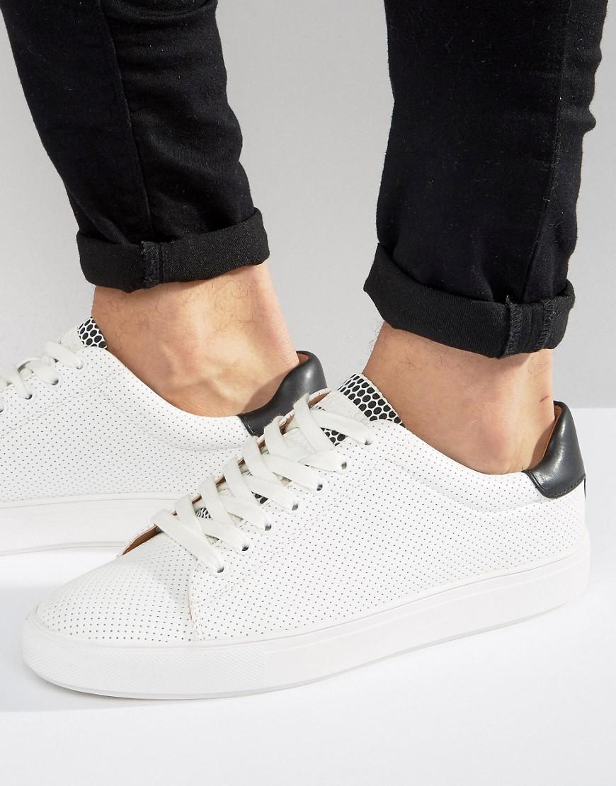 steve madden mens white shoes